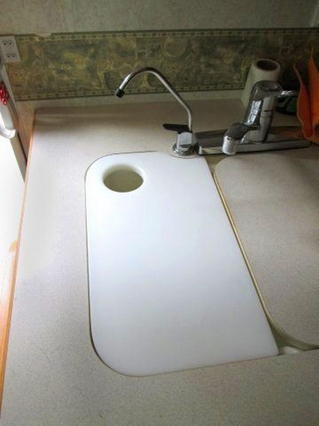 Tiny Conversion RV Sink for Bathroom or Kitchen | Small Spaces ...