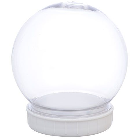 Bulk Plastic Diy Snow Globes At Dollartree Com Diy Snow Globe Snow Globe Crafts Globe Crafts