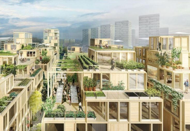 Best Design Sustainable Architecture Green Building Ideas 04