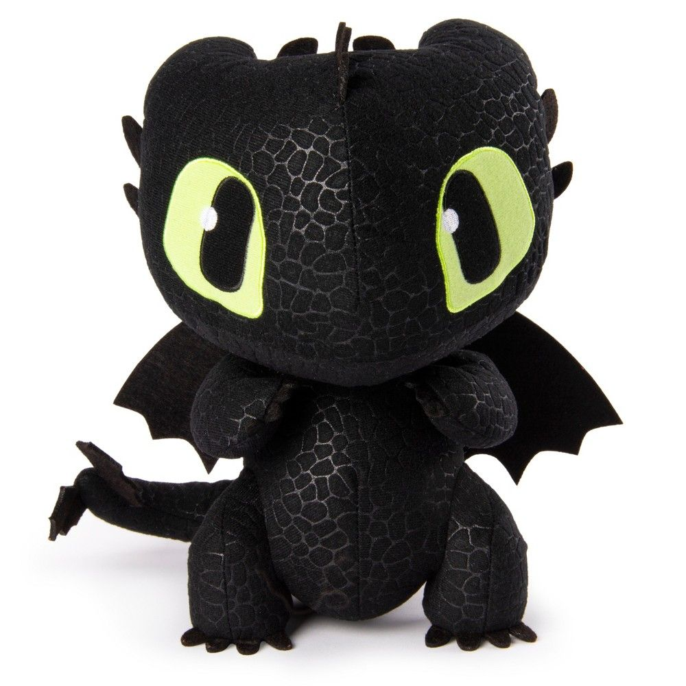 """NEW 10/"""" DREAMWORKS HOW TO TRAIN YOUR DRAGON 2 PLUSH SOFT TOY"""
