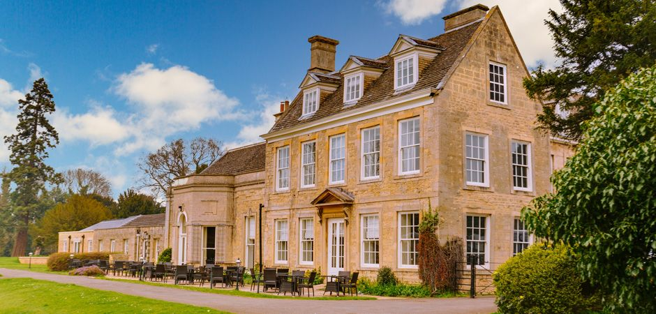 Barton Hall Hotel and Restaurant in Kettering Northamptonshire