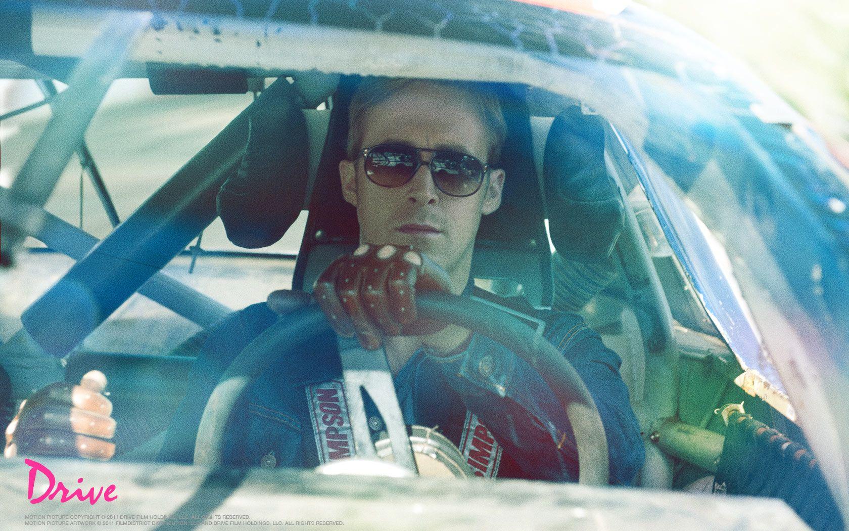 Driving gloves like ryan gosling - Movies Sunglasses Ryan Gosling Drive Movie 1680x1050 Wallpaper