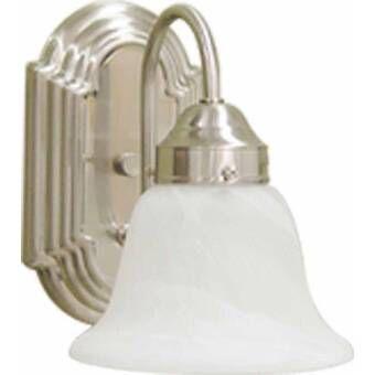 Photo of Salina Up and Downlight 2-light armed wall lamp