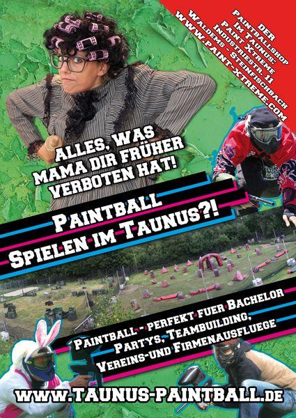 Taunus Paintball