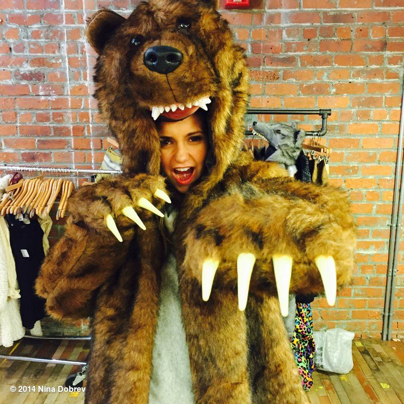 Nina Dobrev Hates Ian Somerhalder Excited To Leave The Vampire Diaries