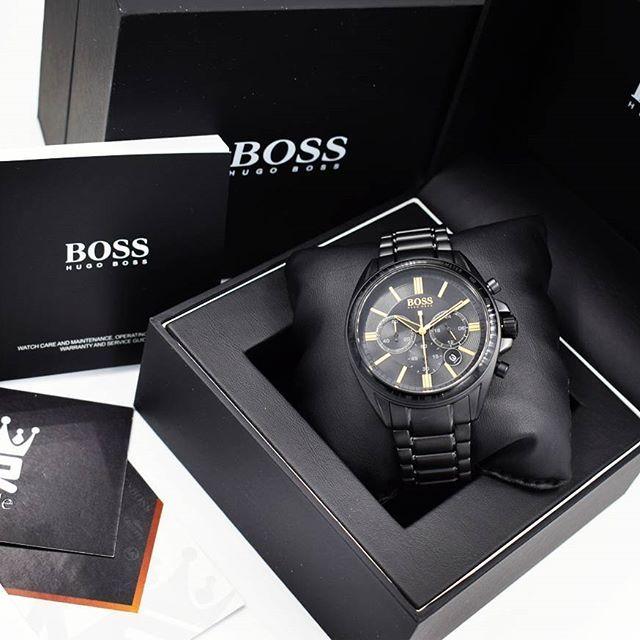 Hugo Boss 1513277 Myrich De Hugoboss Original Watch Bosswatch 1513277 Audemarspiguet Rolex Breitling Style Uhr Watches For Men Watches Mens Fashion