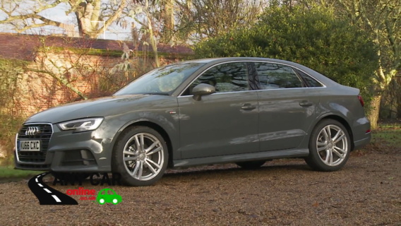 Check This Out The Audi A3 Saloon Watch The Review On This Amazing Car Audi Audia3 Anycaronline Audi Audi A3 Car