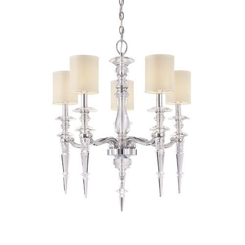 Walt Disney Signature Chrome with Crystals Accents Five