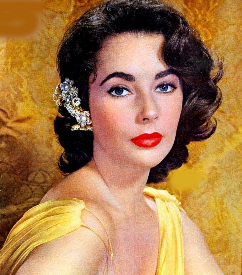 1954 Elizabeth Taylor