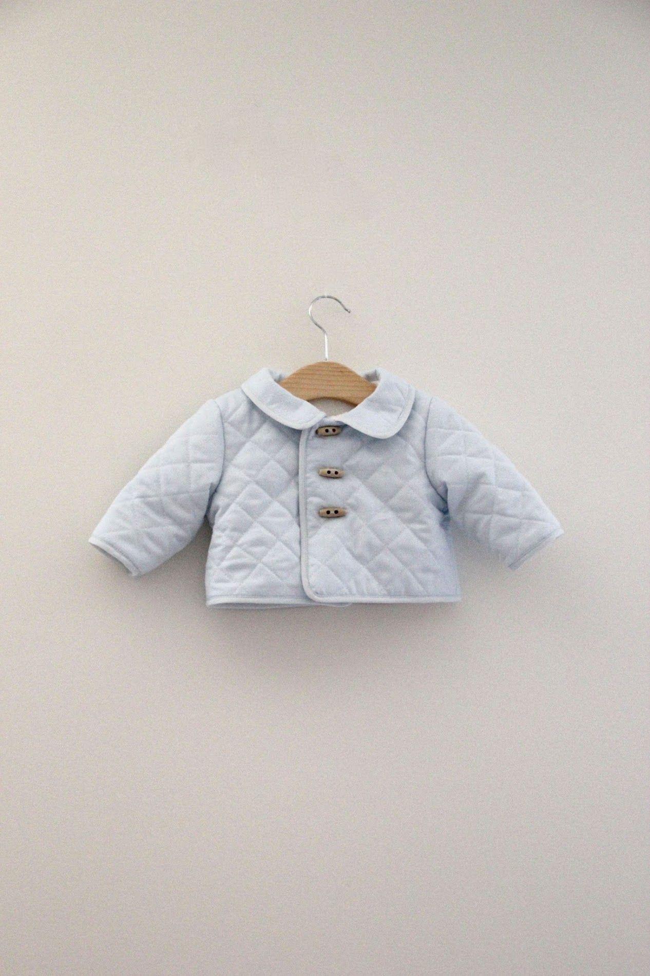 bricolage tutoriel vêtements de bébé patrons de couture manteau ...