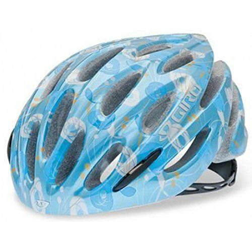 Giro Stylus Bike Helmet Small Ice Blueblue Eleanor Flowers To View Further For This Item Visit The Image Link Bike Helmet Helmet Bicycle Helmets For Women