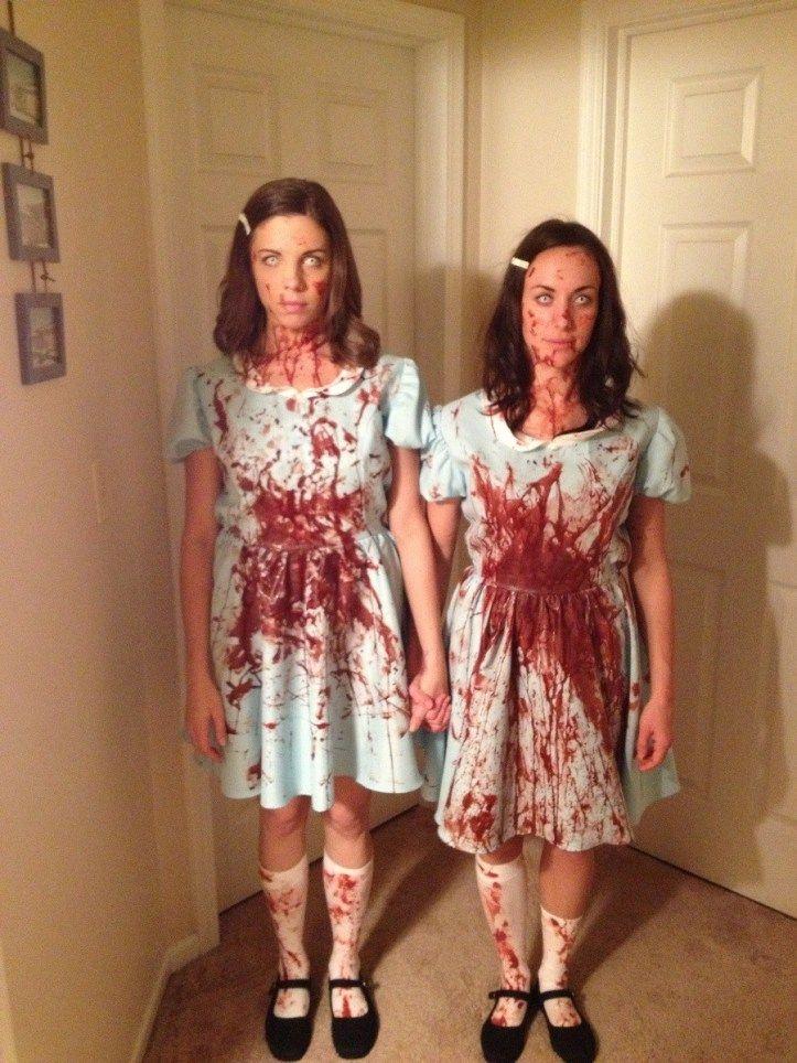 disfraces de halloween que dan miedo