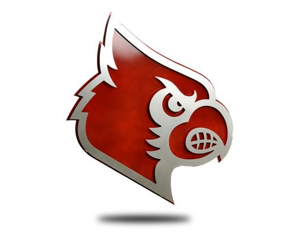 This Is A Very Classic Take On The Cardinal Logo Perfect For That