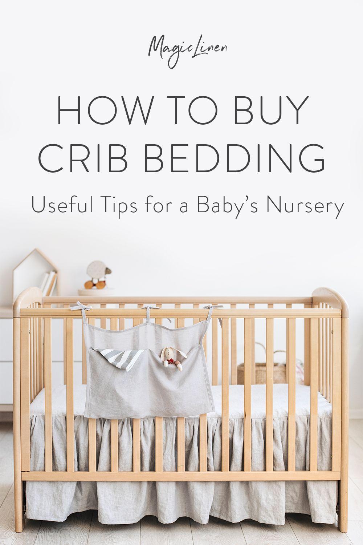 How To Crib Bedding Useful Tips