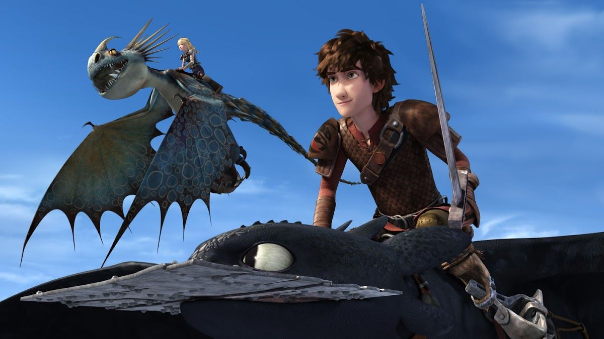 Explore Dreamworks Dragons, Dreamworks Animation, And More!