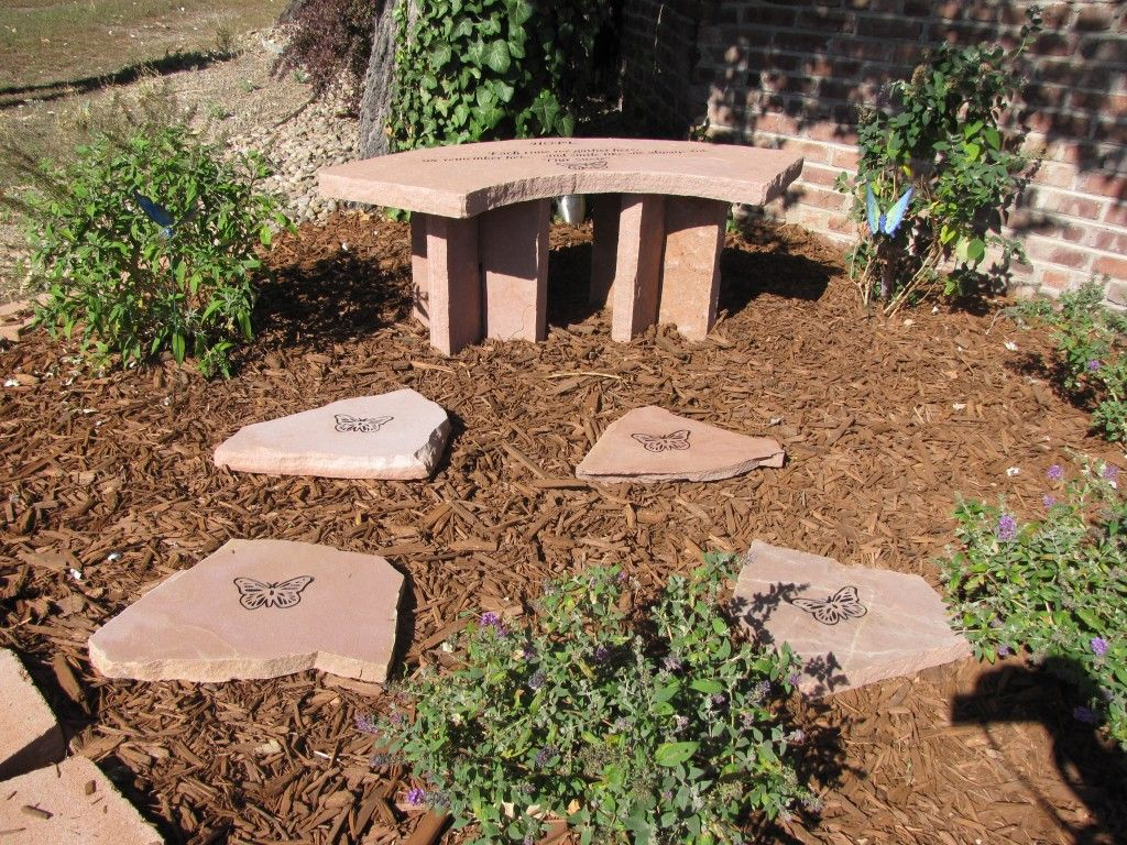 Memorial Garden Bench   Outdoor Bench Plans And Different Options Available  U2013 Garden Design