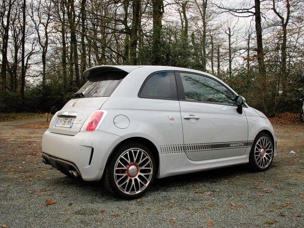 Abarth 595 Competizione Un Essai Sous Le Signe Du Scorpion Blog Automobile