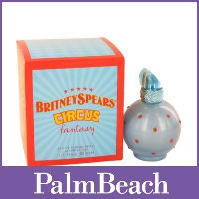 Circus Fantasy by Britney Spears for Women Eau De Parfum Spray 1.7 oz