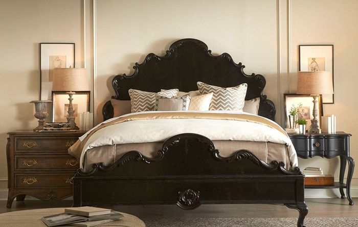 Drexel Heritage Bed of Ribbons inspiration room | Interiors ...
