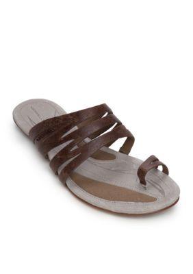 3b415b0ccd5 Merrell Women's Solstice Slide Sandals - Clove - 10M