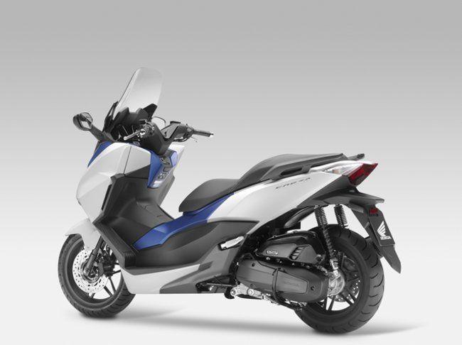 honda motorcycles 2015 scooter. honda forza 125 2015 1 motorcycles scooter