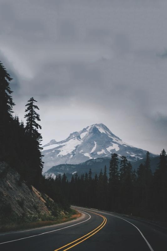 joel:  Mt. Hood