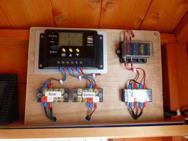 With Solar Power System Wiring Diagram On Wiring Diagram A Barn