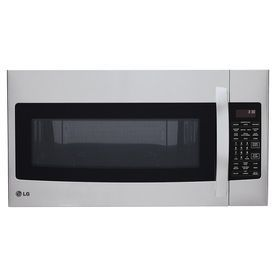 Lg 1 7 Cu Ft Over The Range Convection Microwave With Sensor