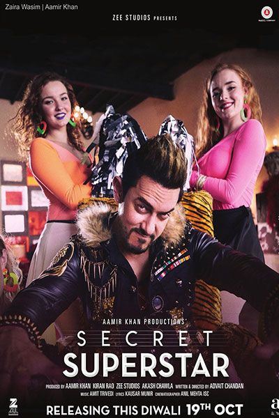 Secret Superstar Turkce Altyazili Izle Secret Superstar Filmi Full Hd Izle Secret Superstar 720p