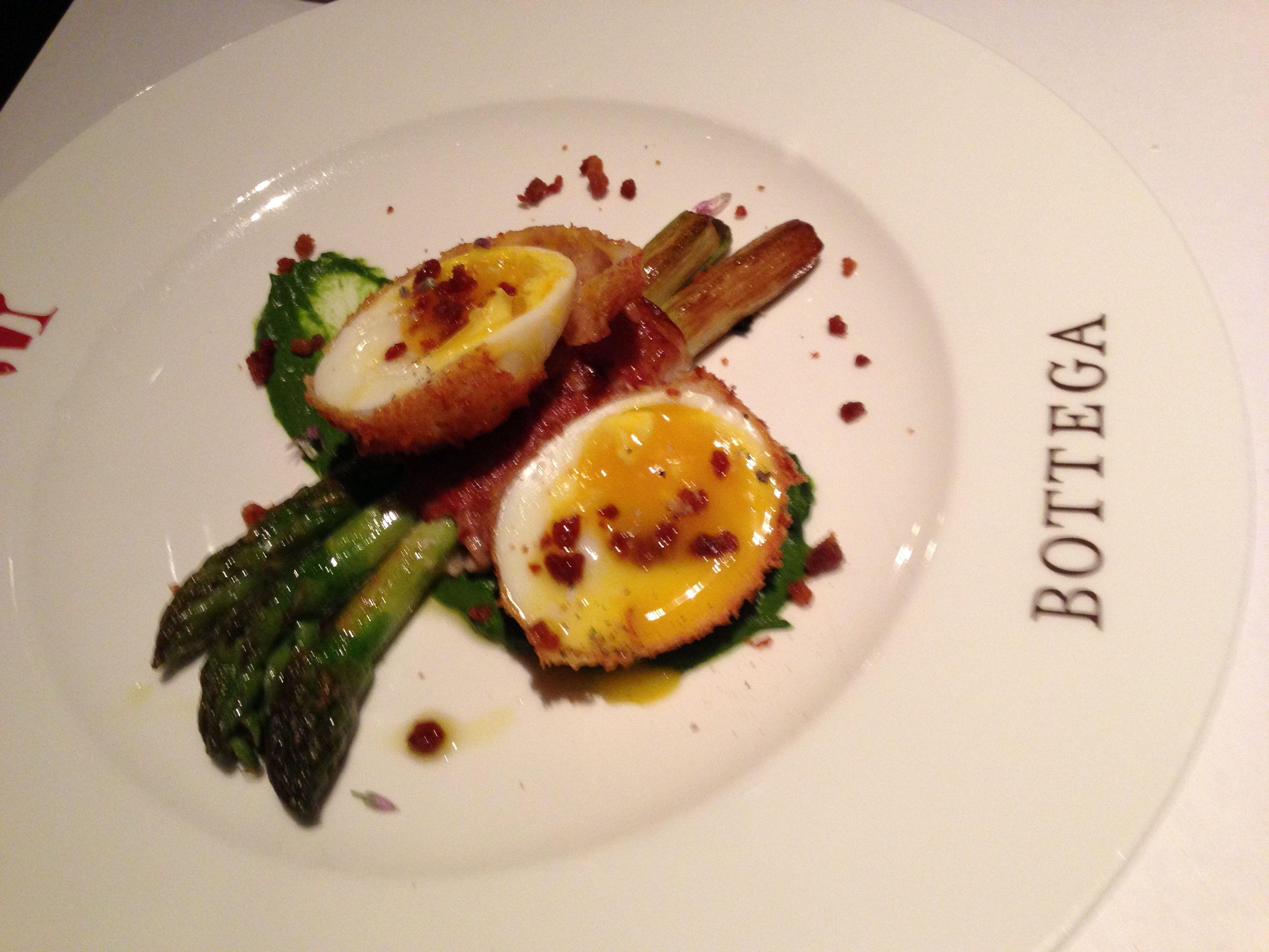 Green Eggs @ Bottega