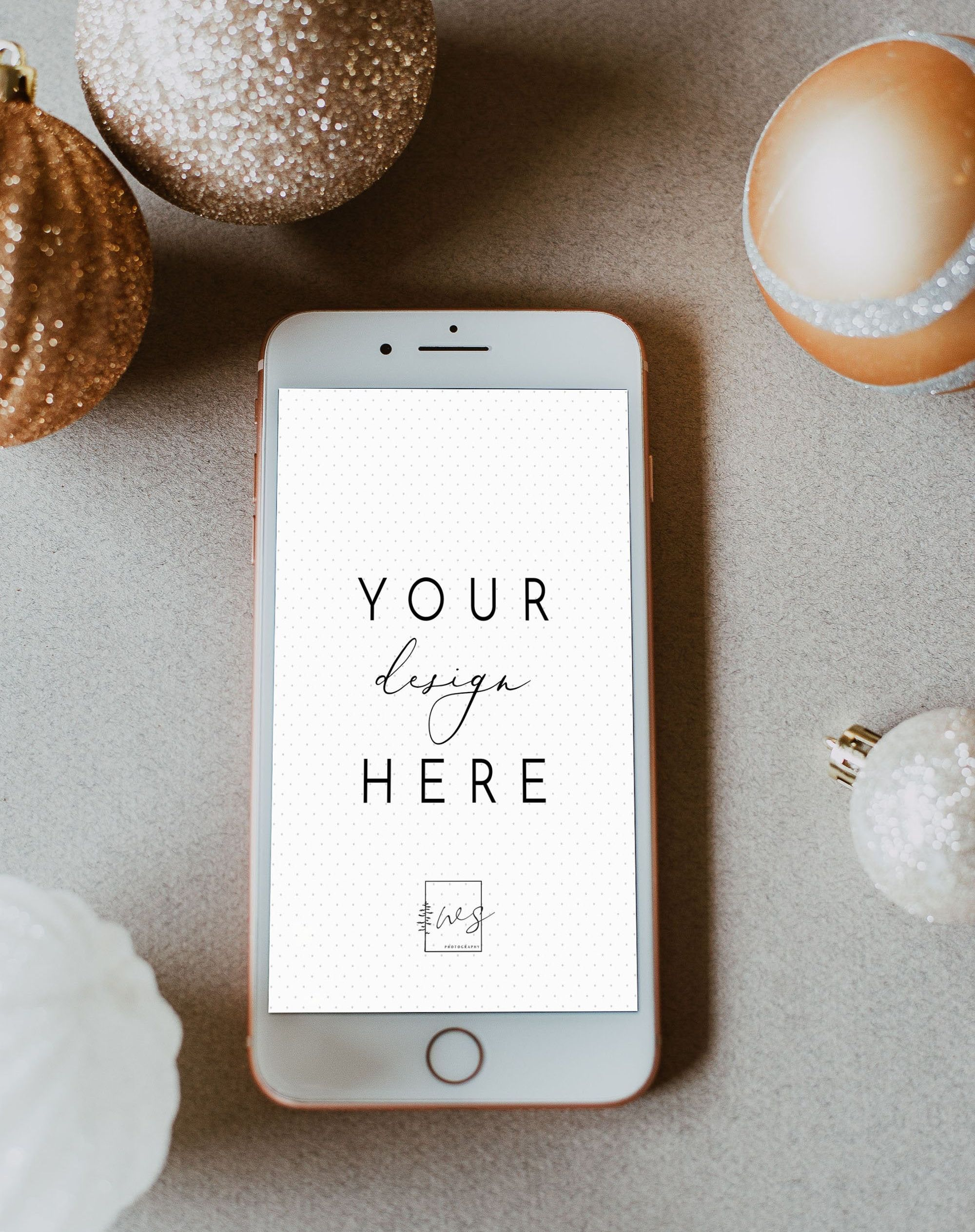 Download Mockup Iphone Instagram Yellow Images