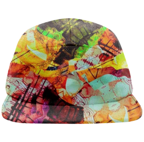 8d60238d83c2ad Graffiti Art Style Cap at  PAOM by  gravityx9 ~ Black marker doodle  sketching