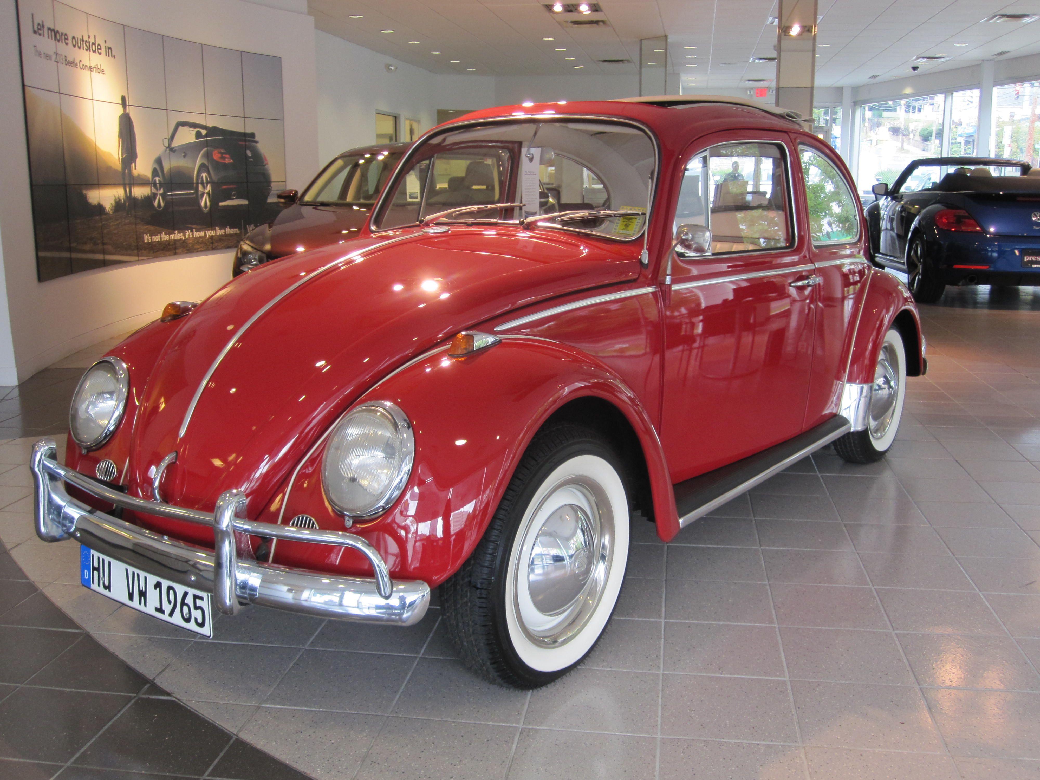prestige vw  stamford showroom vw bug collector volkswagen beetle vintage vw beetles beetle