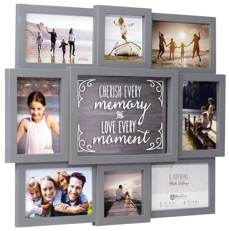 Standwood Cherish Every Memory Picture Frame Family Picture Frames Family Picture Collages Family Photo Frames