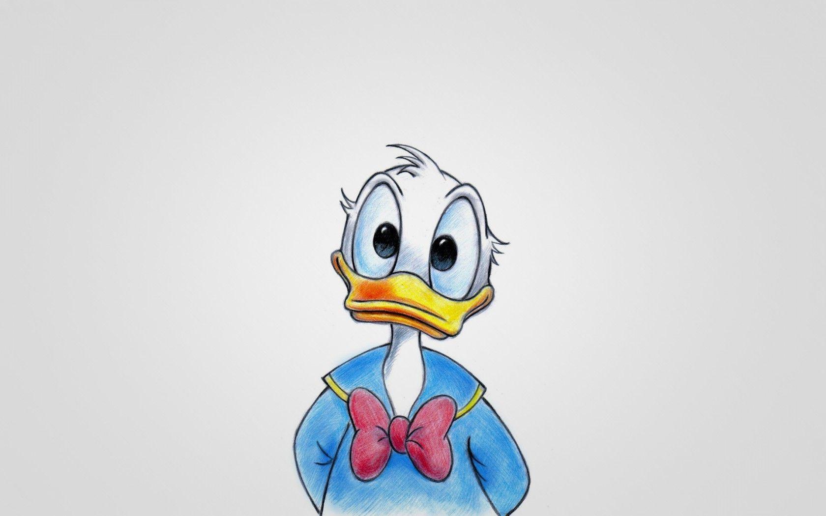 Donald Duck Wallpaper Hd ドナルドダック ドナルド イラスト かわいい