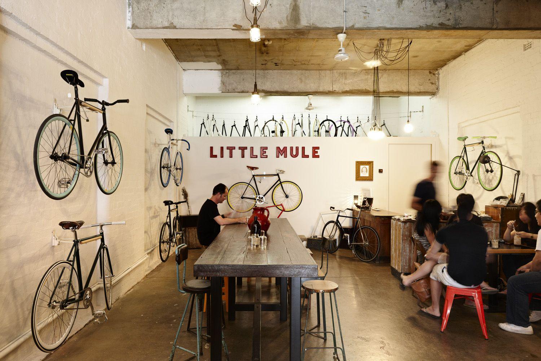 Cafe Kitchen Theme Coffee Bike Bicycle Cafe Bike Room