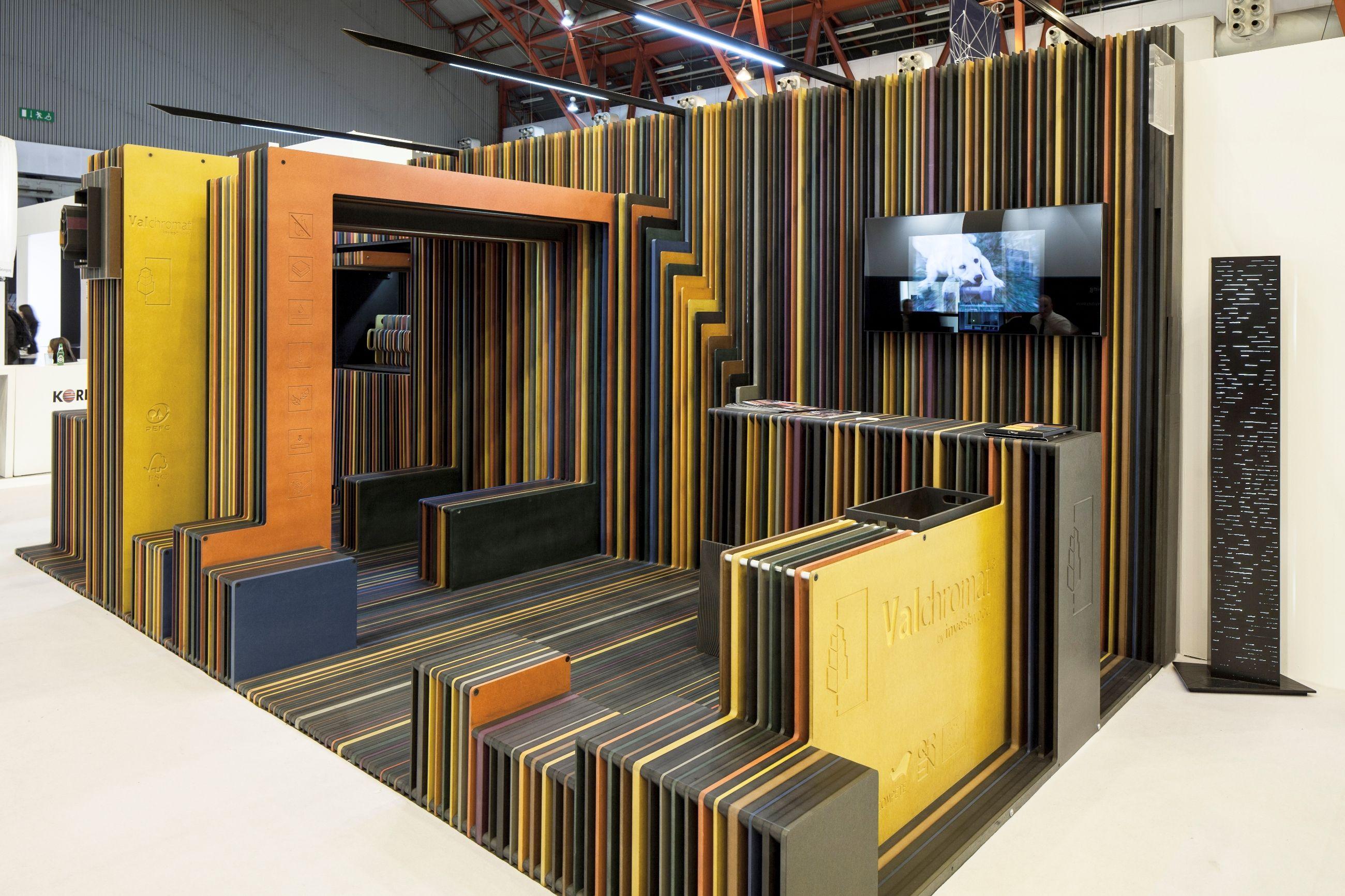 Valchromat Engineered Coloured Wood Avec Images Deco