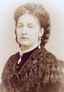 María Victoria Dal Pozzo 1847 1876 Casada Con Amadeo I De Saboya Reina Del 16 11 1870 11 02 1873 Principesse Victoria Fotografia D Epoca