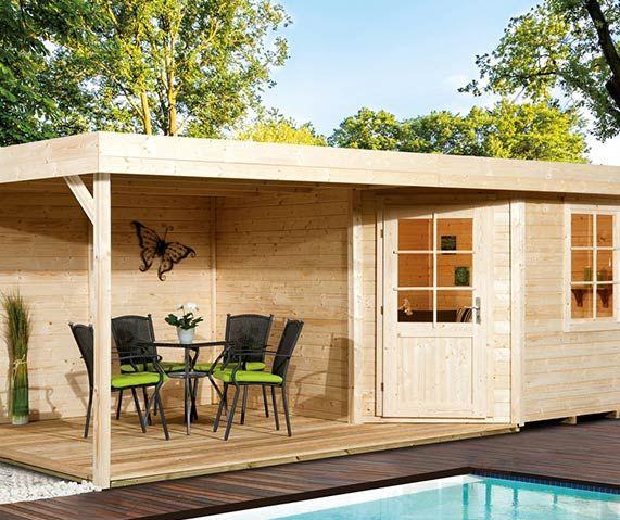 Gartenhaus ganz einfach selber bauen in 2020 Gartenhaus