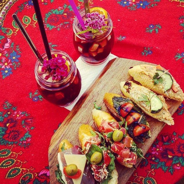 Mislite Da Je Ljeto U Zagrebu Dosadno Posjetite Ovih Sest Mjesta Food Tapas Bar Tapas