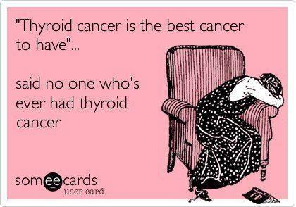 Twitter / ThyCaInc: #Thyroid #Cancer is the best ...