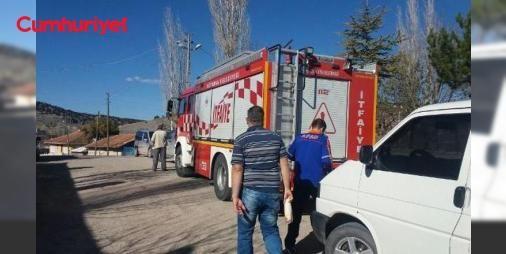 Kütahya'da uçak düştü iddiası... Alarm verildi: Kütahya kent merkezinde duyulan patlama sesi kısa süreli paniğe neden oldu. Patlamanın bölgede uçuş yapan savaş uçaklarının ses hızını aşmasından kaynaklandığı ortaya çıktı.