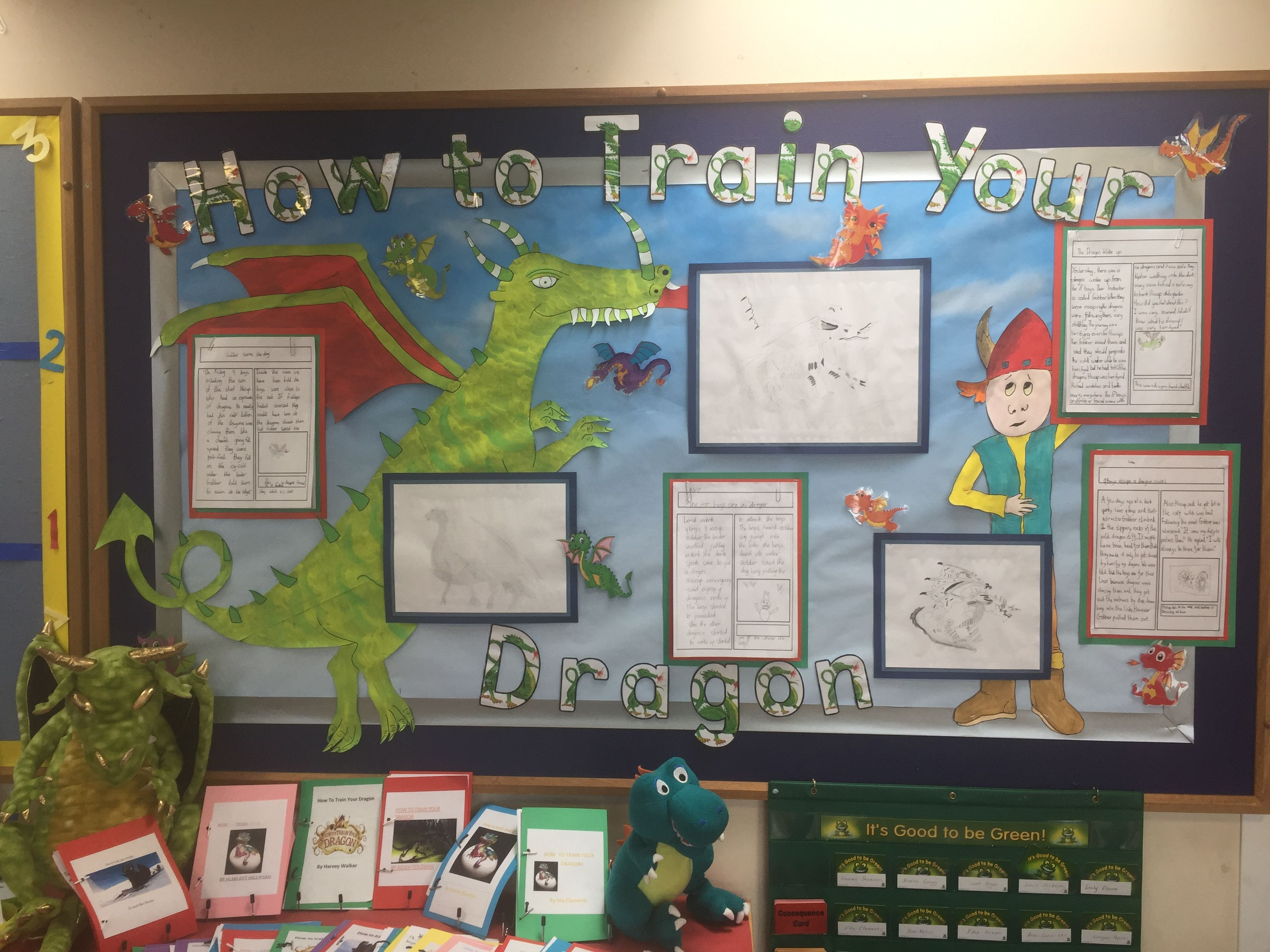 How to train your dragon classroom displays pinterest how to train your dragon ccuart Choice Image
