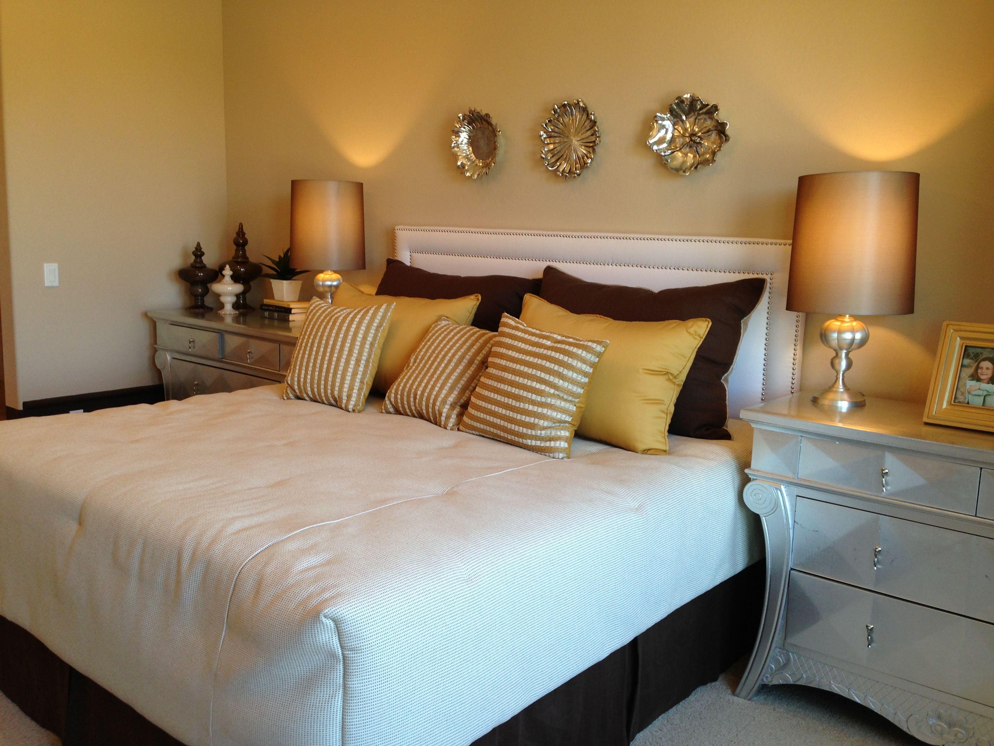 Yellow bedroom Bedroom StylesBedroom ColorsBedroom DesignsBedroom