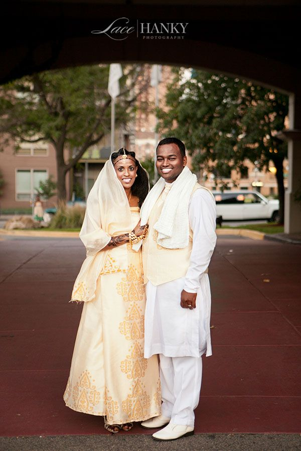 Fusion Eritrean Wedding In Minneapolis With Pea Theme By Lace Hanky Photography Feven Petros