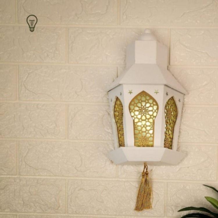 زينة رمضان 2021 In 2021 Candle Sconces Wall Lights Candles