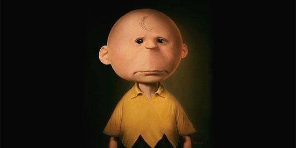 Charlie Brown 15 Cartoon Characters In Real Life Celebrities