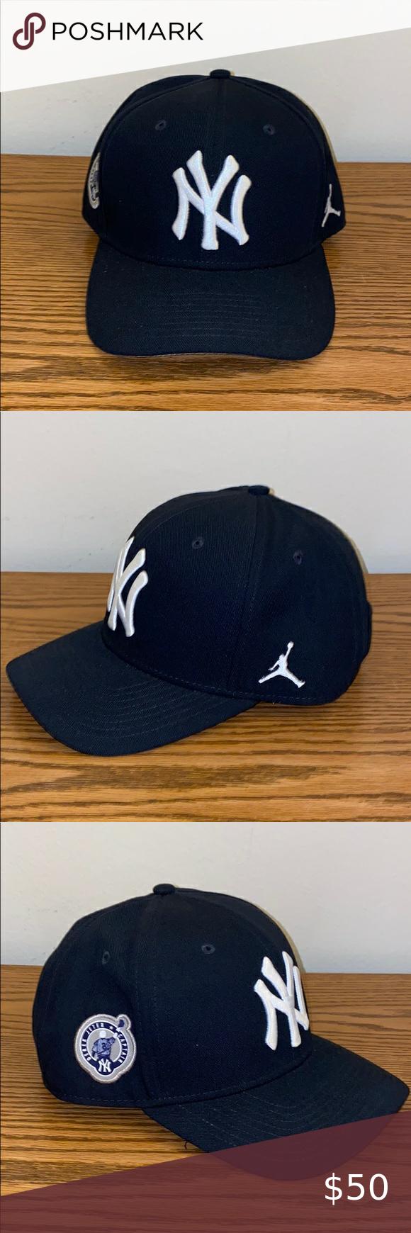 New York Yankees Hat New York Yankee Hat Air Jordans Retro Yankees Hat