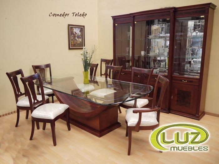 Resultado de imagen para comedores de cristal ideas para for Catalogo de muebles de madera para el hogar pdf