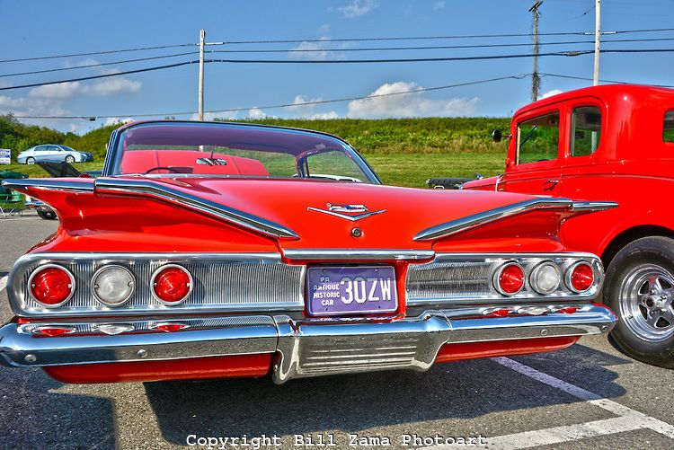 1960 chevy impala at custom car show at mineral beach in. Black Bedroom Furniture Sets. Home Design Ideas